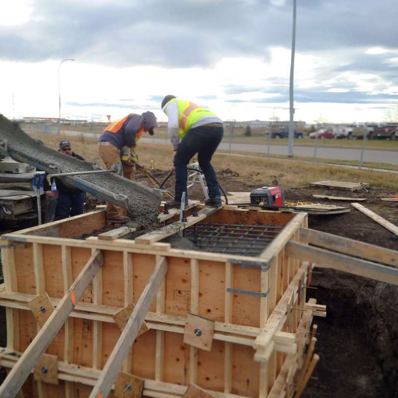 General contracting services in Grande Prairie for residential and commercial properties.